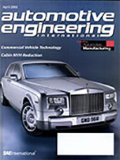 Automotive Engineering International 2003-04-01