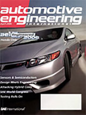 Automotive Engineering International 2006-04-01