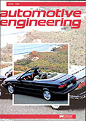 Automotive Engineering 1994-04-01