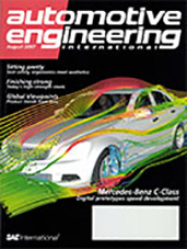 Automotive Engineering International 2007-08-01
