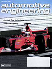 Automotive Engineering International 2001-12-01