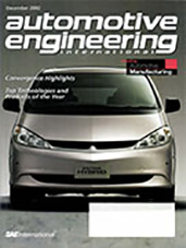 Automotive Engineering International 2002-12-01