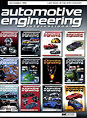 Automotive Engineering International 1999-12-01