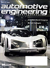 Automotive Engineering International 2002-02-01