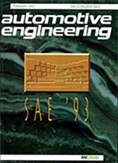 Automotive Engineering 1993-02-01