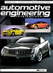 Automotive Engineering International 1999-02-01
