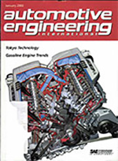 Automotive Engineering International 2002-01-01