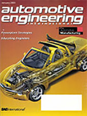 Automotive Engineering International 2003-01-01