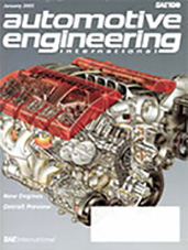 Automotive Engineering International 2005-01-01