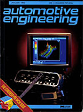 Automotive Engineering 1992-01-01