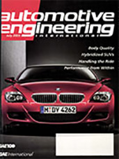 Automotive Engineering International 2005-07-01