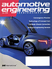 Automotive Engineering International 2006-07-01