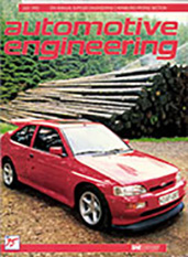 Automotive Engineering 1992-07-01