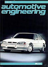 Automotive Engineering 1991-06-01