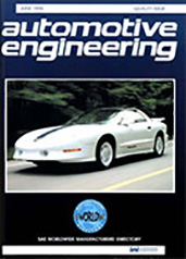 Automotive Engineering 1994-06-01