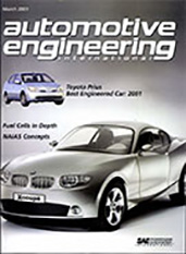 Automotive Engineering International 2001-03-01