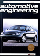 Automotive Engineering 1995-03-01