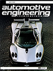 Automotive Engineering International 2000-05-01