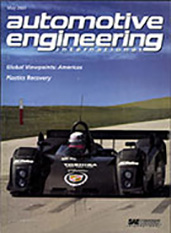 Automotive Engineering International 2001-05-01
