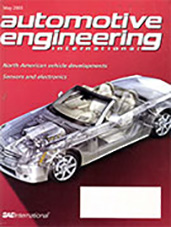 Automotive Engineering International 2003-05-01