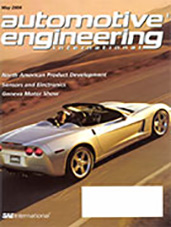 Automotive Engineering International 2004-05-01