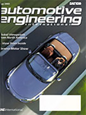 Automotive Engineering International 2005-05-01