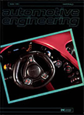 Automotive Engineering 1991-05-01