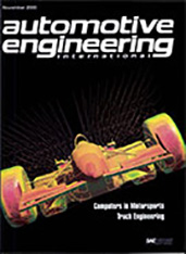 Automotive Engineering International 2000-11-01