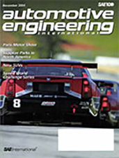 Automotive Engineering International 2004-11-01