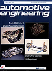 Automotive Engineering 1992-10-01