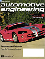 Automotive Engineering International 2002-09-01