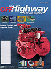 SAE Off-Highway Engineering 2006-08-01