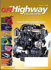 SAE Off-Highway Engineering 2008-08-01
