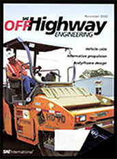 SAE Off-Highway Engineering 2003-11-01