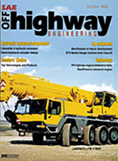 SAE Off-Highway Engineering 2000-10-01