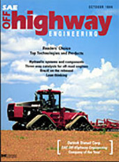SAE Off-Highway Engineering 1999-10-01