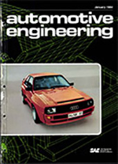 Automotive Engineering 1984-01-01