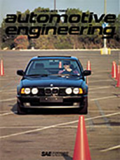 Automotive Engineering 1989-01-01
