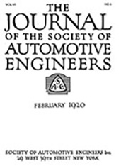 Journal of the S.A.E 1920-02-01