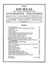 Journal of the S.A.E. 1921-02-01