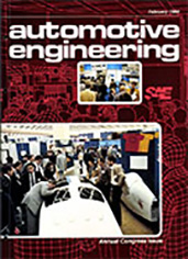 Automotive Engineering 1984-02-01