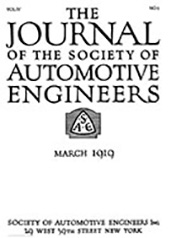 Journal of the S.A.E 1919-03-01