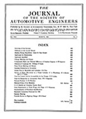 Journal of the S.A.E. 1921-03-01