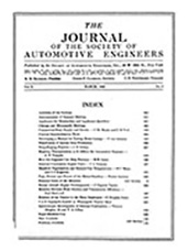 Journal of the S.A.E. 1922-03-01