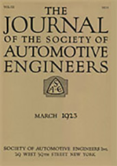 Journal of the S.A.E. 1923-03-01