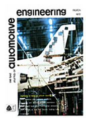 The S.A.E. Journal of Automotive Engineering 1972-03-01