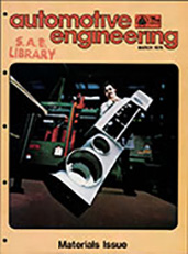 Automotive Engineering 1979-03-01