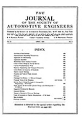 Journal of the S.A.E. 1922-04-01