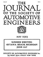 Journal of the S.A.E. 1919-05-01