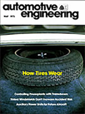 Automotive Engineering 1973-05-01